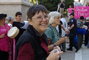 Jo Freeman, tyranny lurks in the least expected organizations (Image via Wikipedia)