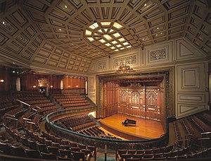 English: New England Conservatory of Music, Bo...