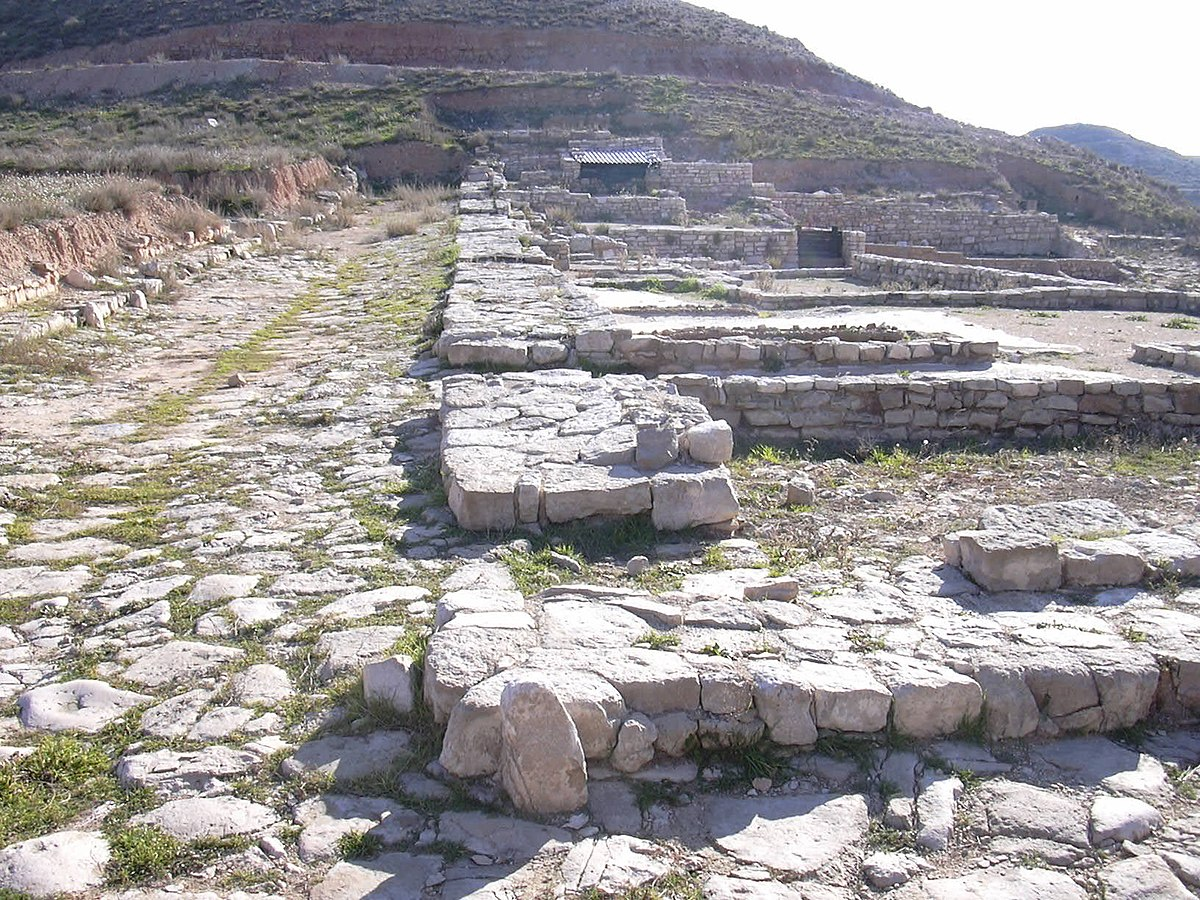 Celsa Roman city  Wikipedia