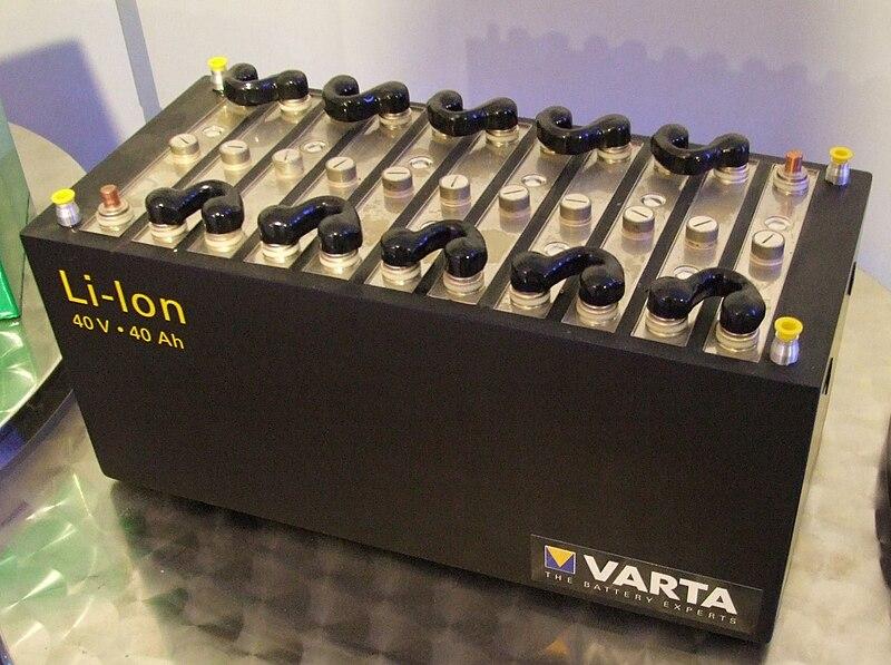 Batería de Ion-Litio