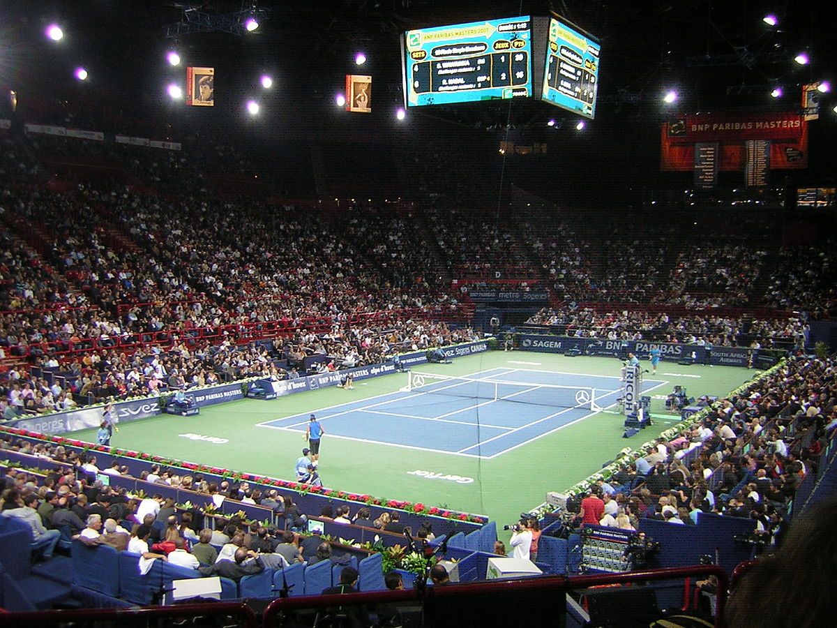 Tennis Teppich Paris Masters Wikipedia
