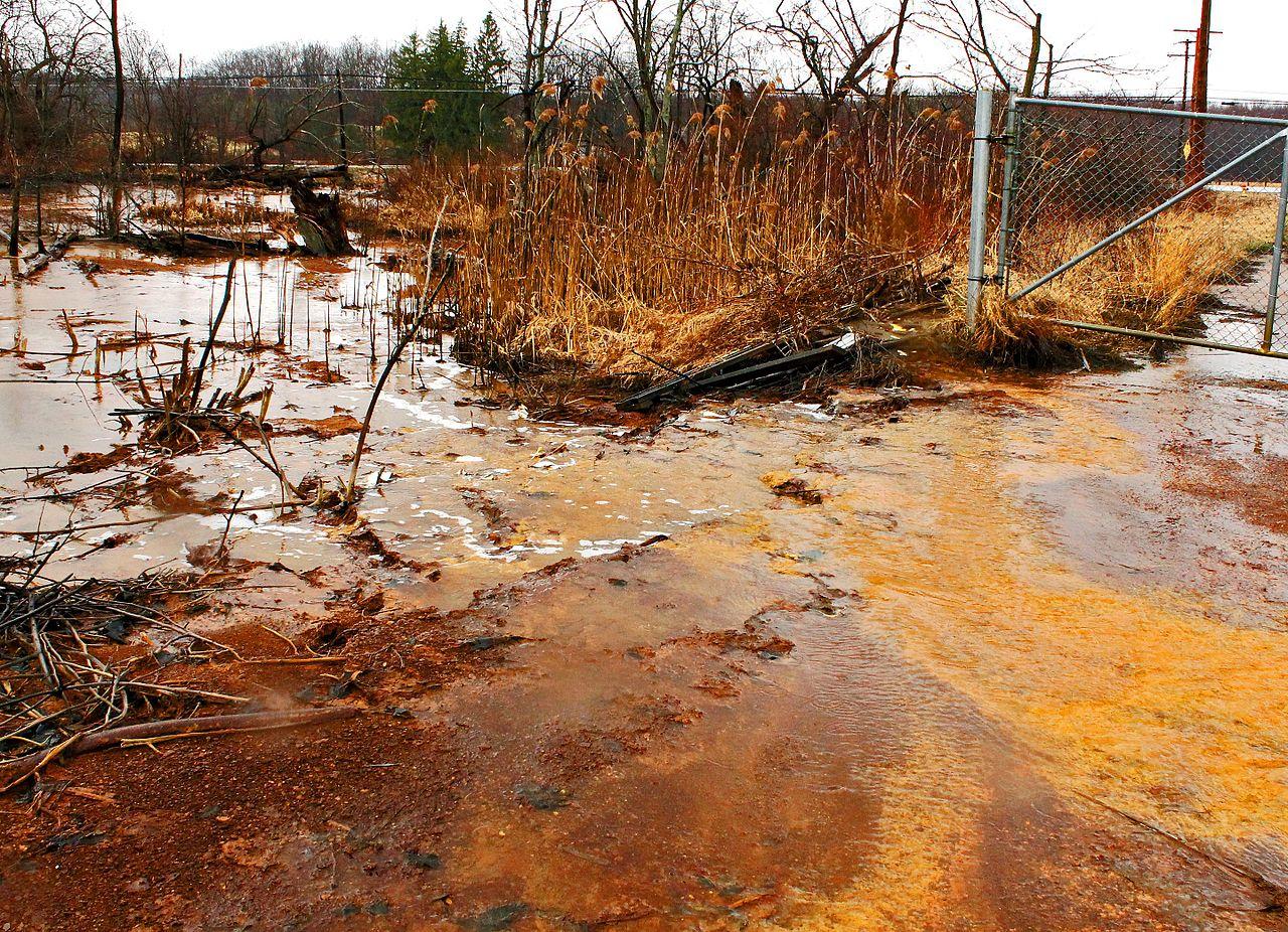 FileOhio Valley Mushroom Farm AcidMine Drainage AMD