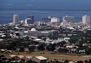 English: Kingston, Jamaica