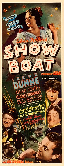 Amazon.com: Show Boat (1936) DVD-R: Jones, Allan