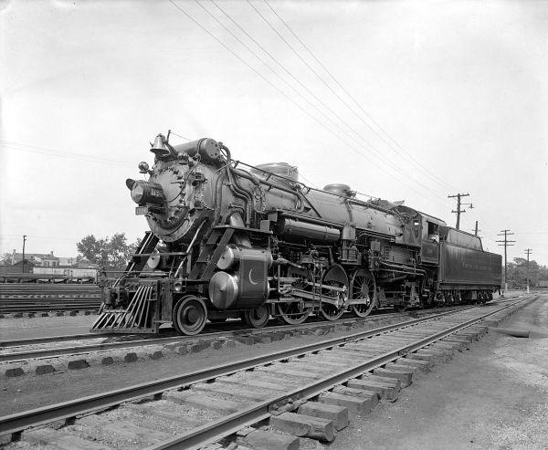 Railroad Steam Locomotives
