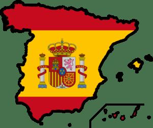 Spain stub