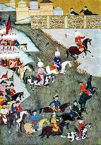 Sejarah Perkembangan Islam Di Eropa : sejarah, perkembangan, islam, eropa, Islam, Eropa, Wikipedia, Bahasa, Indonesia,, Ensiklopedia, Bebas