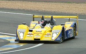 T2M Motorsport's Dome S101.5-Mader at the 2007...