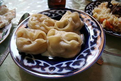 Uzbek Manti