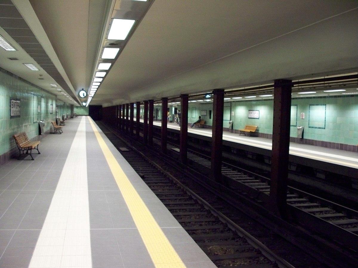 Victoria metro station  Wikipedia