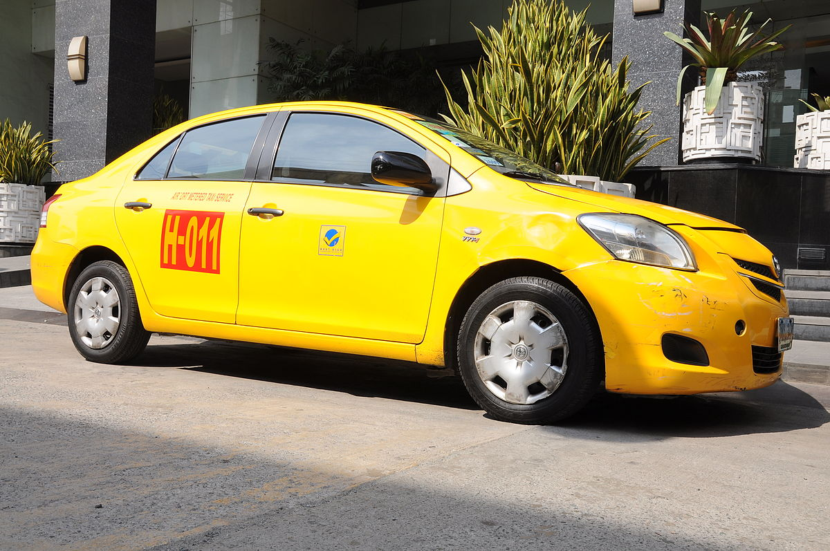 Taxicabs Of The Philippines Wikipedia