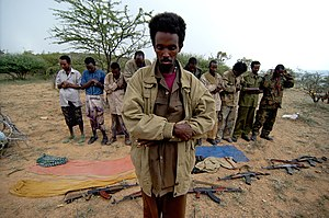 English: ONLF rebels are taking time off from ...