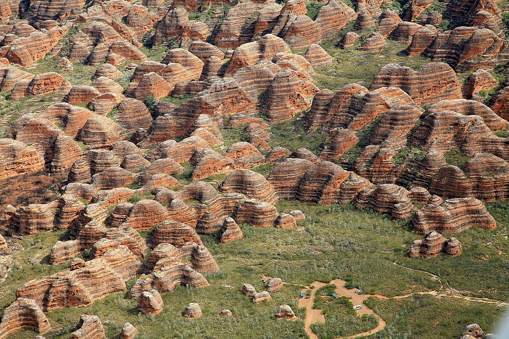 UNESCO World Heritage Sights Purnululu Nation Park, Australia