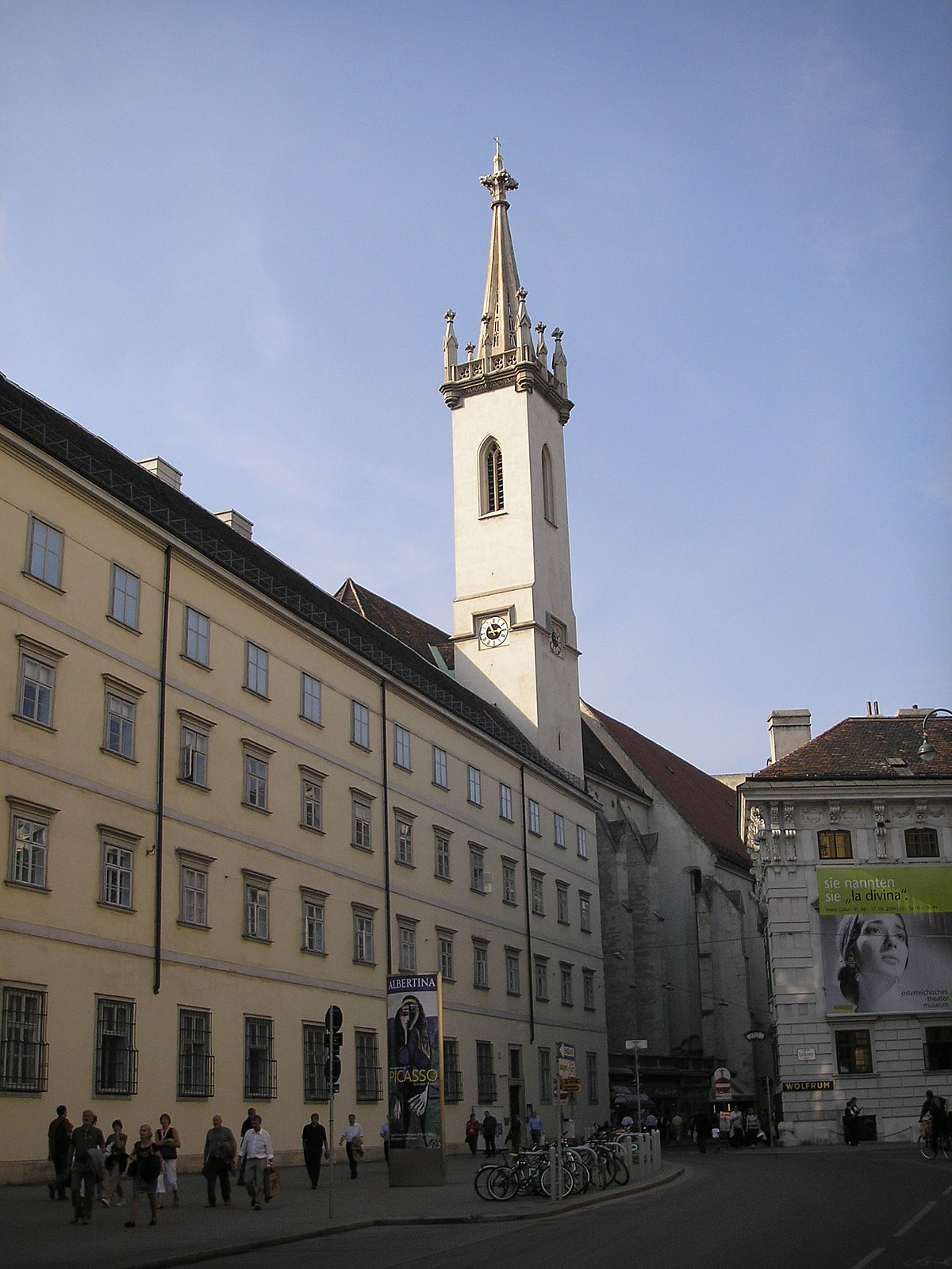 Augustinerkirche Wien  Wikipedia