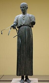 Pengertian Seni Klasik : pengertian, klasik, Yunani, Kuno/Seni/Patung/Klasik, Wikibuku, Bahasa, Indonesia