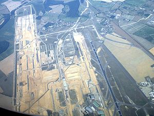 New site of Airport Berlin Brandenburg Interna...