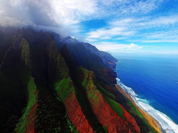 File Coast Of Kauai - Wikimedia Commons