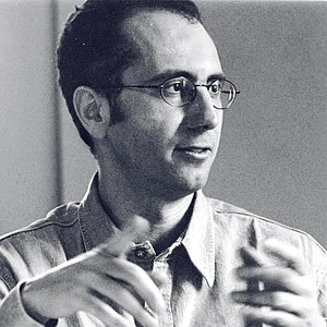English: Fausto Romitelli, composer, Ictus Sem...