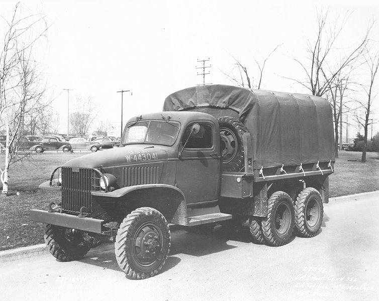 File:GMC CCKW SWB 6x6 Truck.jpg