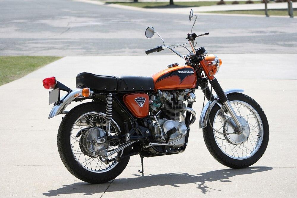 medium resolution of honda scrambler motorcycle