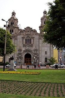 Miraflores District Lima  Wikipedia