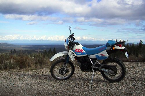 small resolution of klr 250 1986 wiring diagram