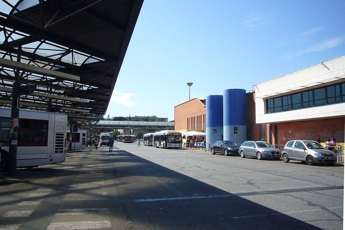 Laurentina metropolitana di Roma  Wikipedia