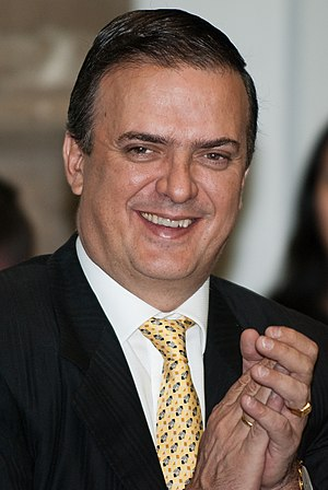 English: Marcelo Ebrard in 2010.