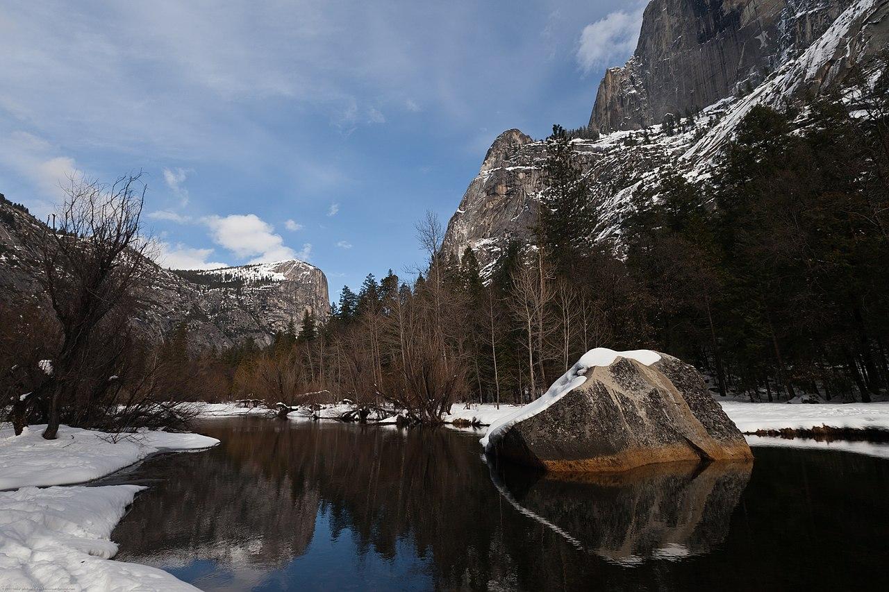 FileMirror Lake relection Yosemitejpg  Wikimedia Commons