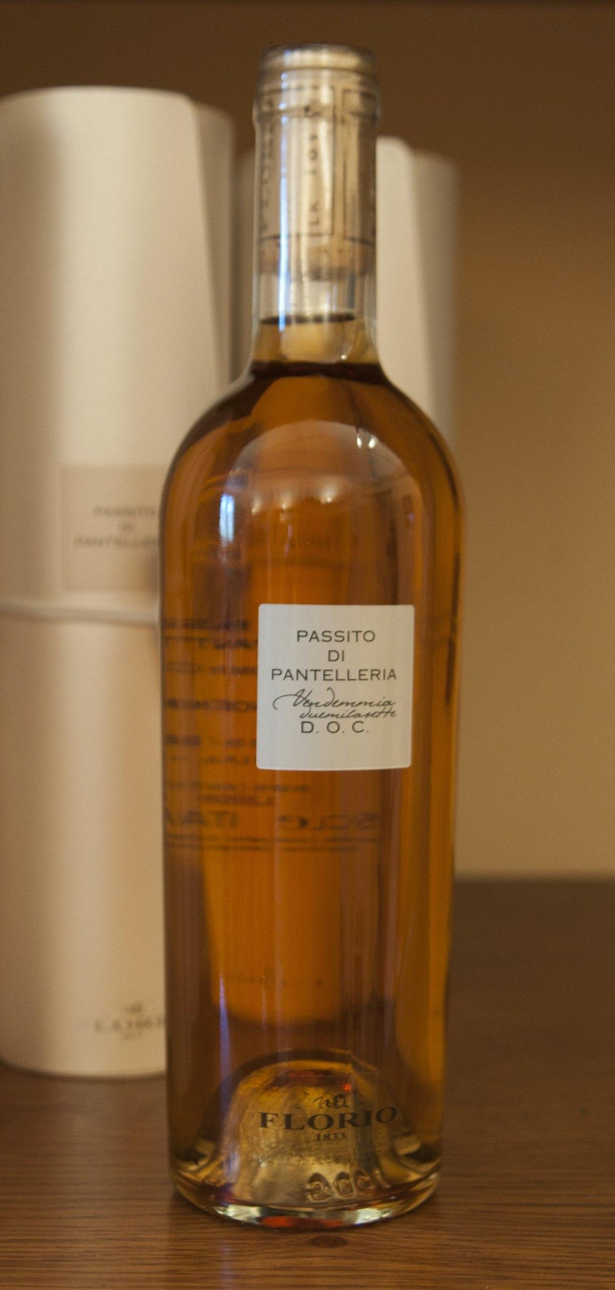 Passito di Pantelleria  Wikipedia