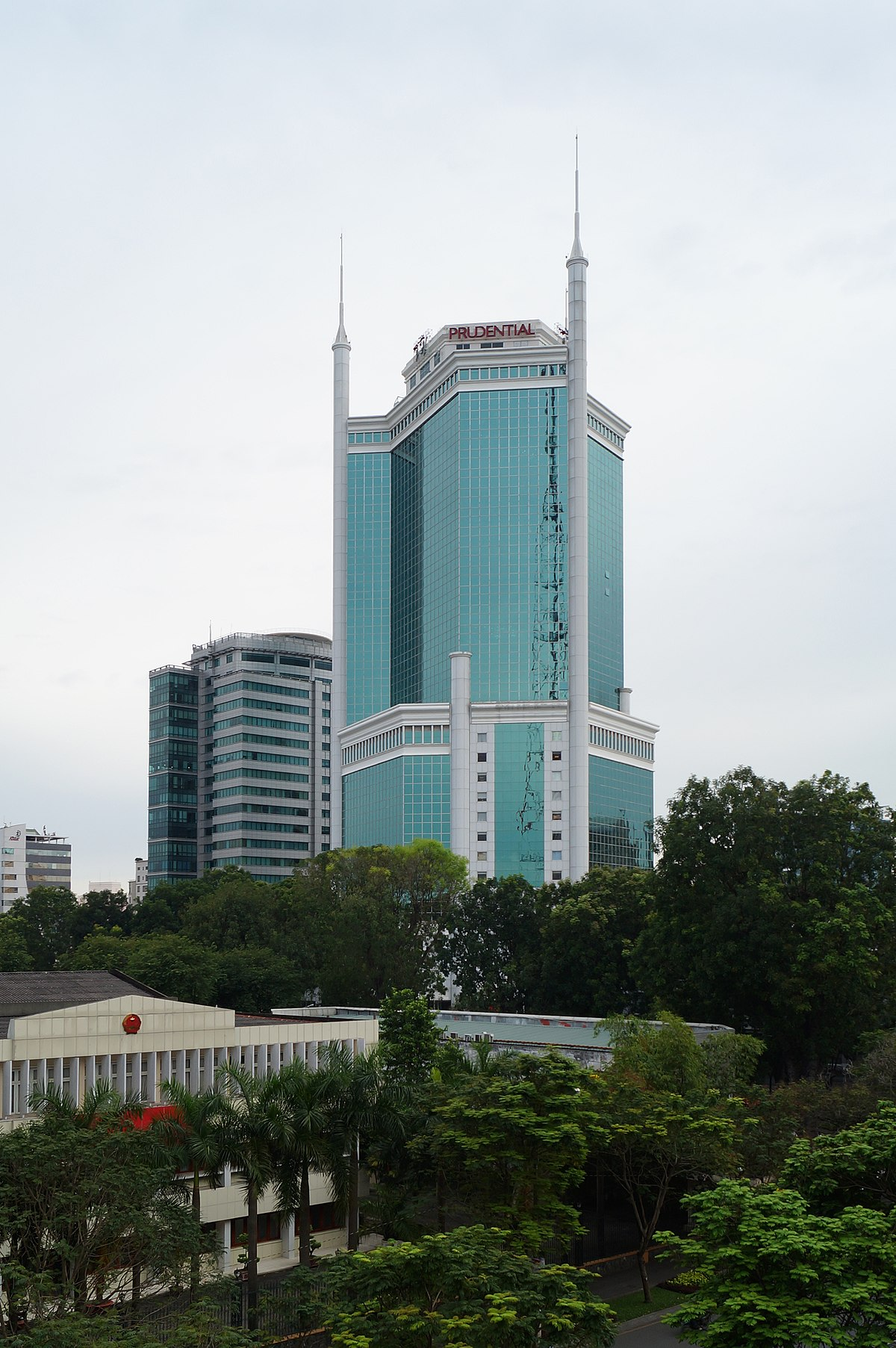 Saigon Trade Center  Wikipedia