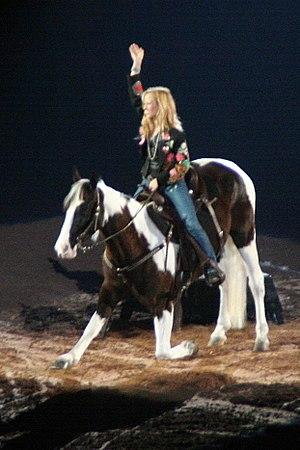 English: Sheryl Crow at Houston Livestock show...