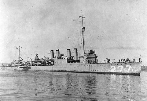 USS Moody