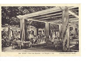 Français : Vichy La Pergola