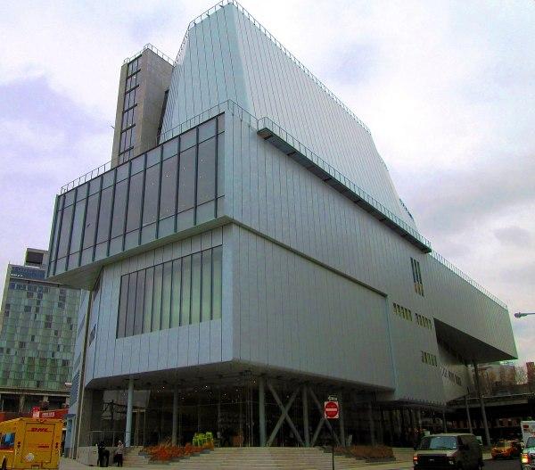 Whitney Museum Of American Art - Wikidata