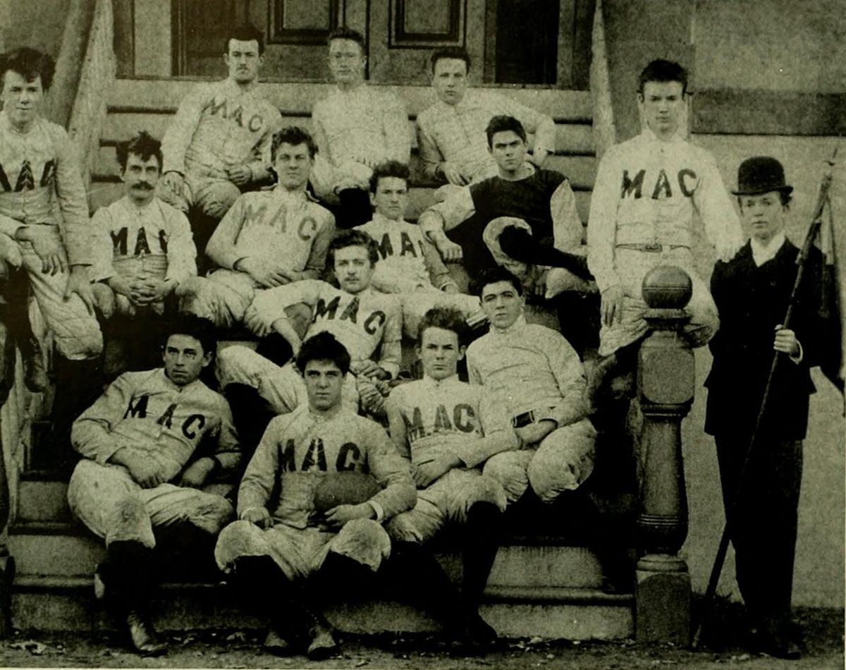 1892 Maryland Aggies football team  Wikipedia