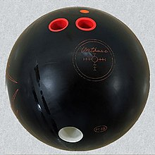 Bowling Ball Split In Half