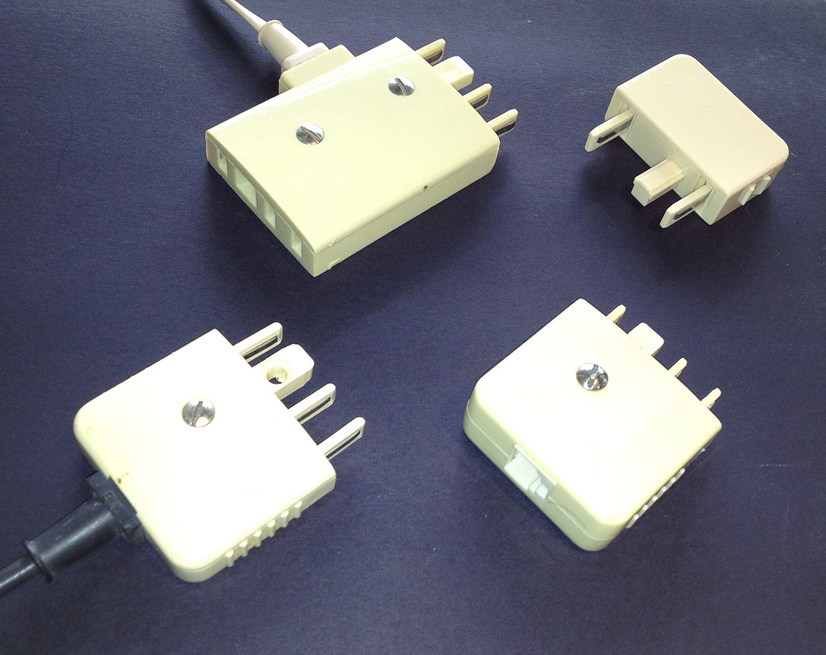 Wiring A Telstra Wall Plug