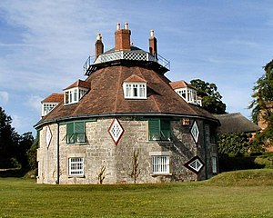 A La Ronde near Lympstone, Exmouth, Devon