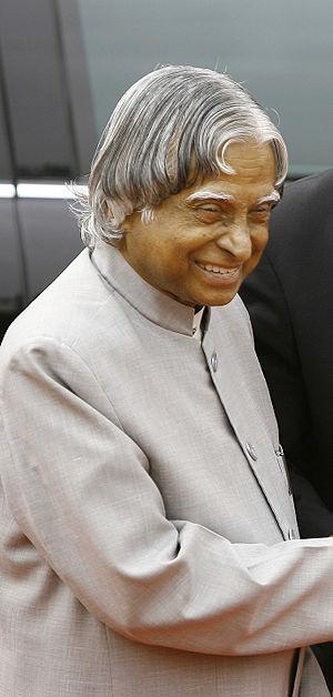 Avul Pakir Jainulabdeen Abdul Kalam, current p...