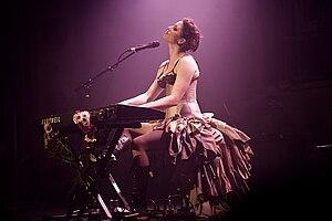 English: Amanda Palmer Live 2008