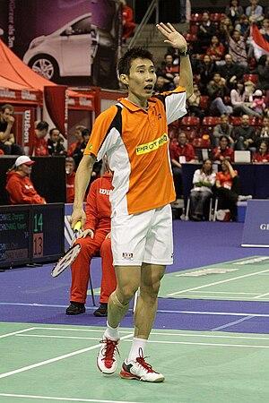 English: Lee Chong Wei Deutsch: Lee Chong Wei