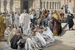 The Pharisees Question Jesus