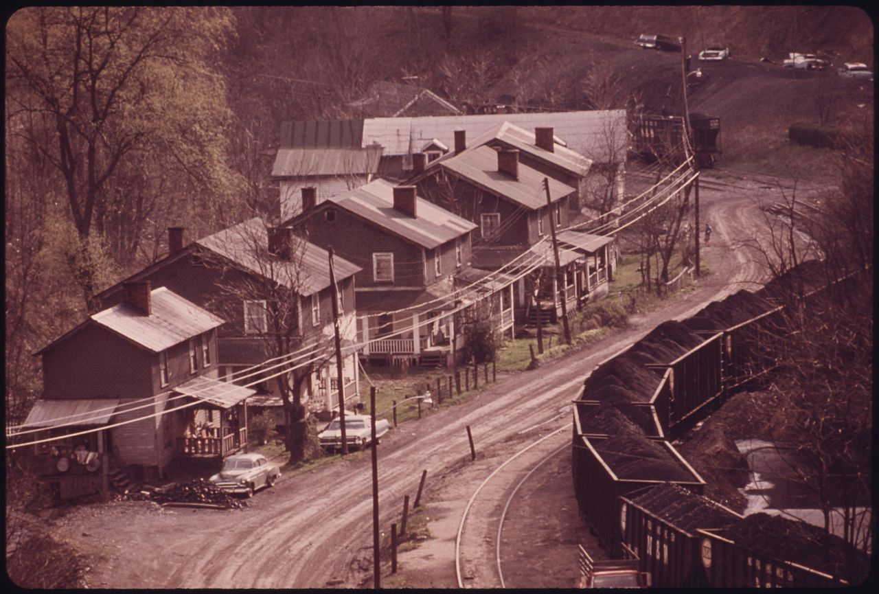 Towns West Virginia Coal Current Times