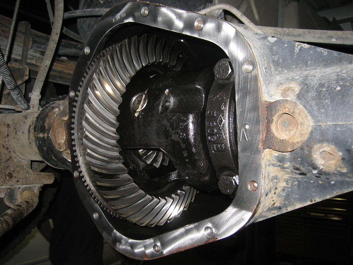 hight resolution of 2005 f150 front differential diagram