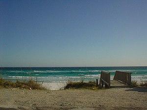 English: Beach in Destin, FL