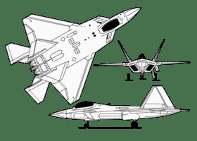 Lockheed YF-22 — Wikipédia