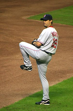 Josh Beckett 01:38, 23 July 2008 . . PhreddieH...