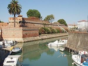 """Livorno, Italy: Fortezza Nuova (""""New Fort..."""
