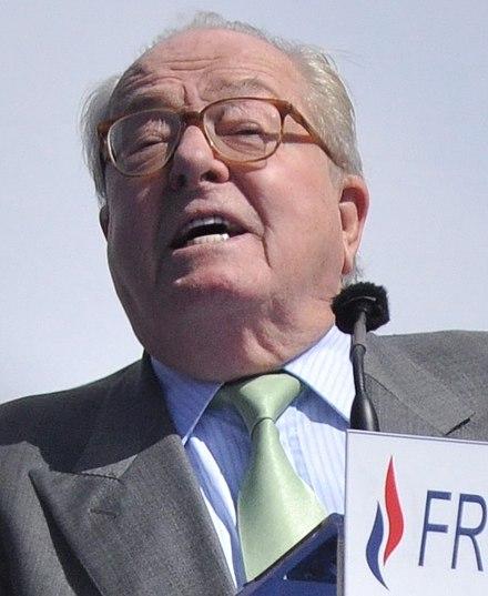 Jean Marie Le Pen Oeil De Verre : marie, verre, Jean-Marie, Wikiwand